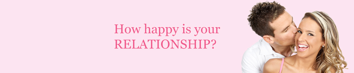 How happy is your relationship? Quiz